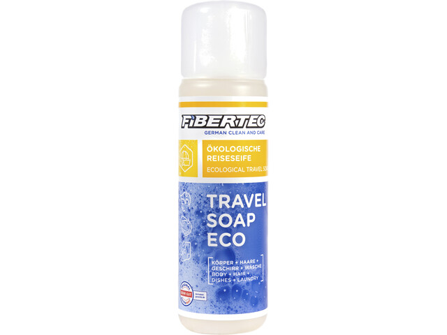 Fibertec Travel Soap Eco 250ml